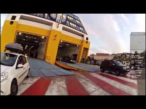 BMW R1200GS ADVENTURE 2016 Corsica & St Tropez