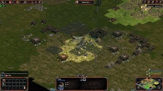 Age of Empires: Definitive Edition - 3v3 RM Yamato Inland - eartahhj - 03/09/2019