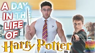 Bodybuilder lives like Harry Potter for 24 Hours | Zac Perna