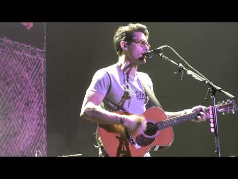 John Mayer / The Age of Worry [Ziggo Dome - Amsterdam]