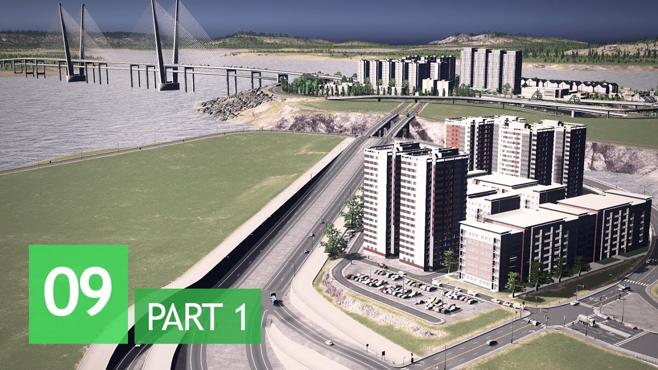 Download Cities Skylines: Wayside Valley - Ep.9/Pt.1: City Layout