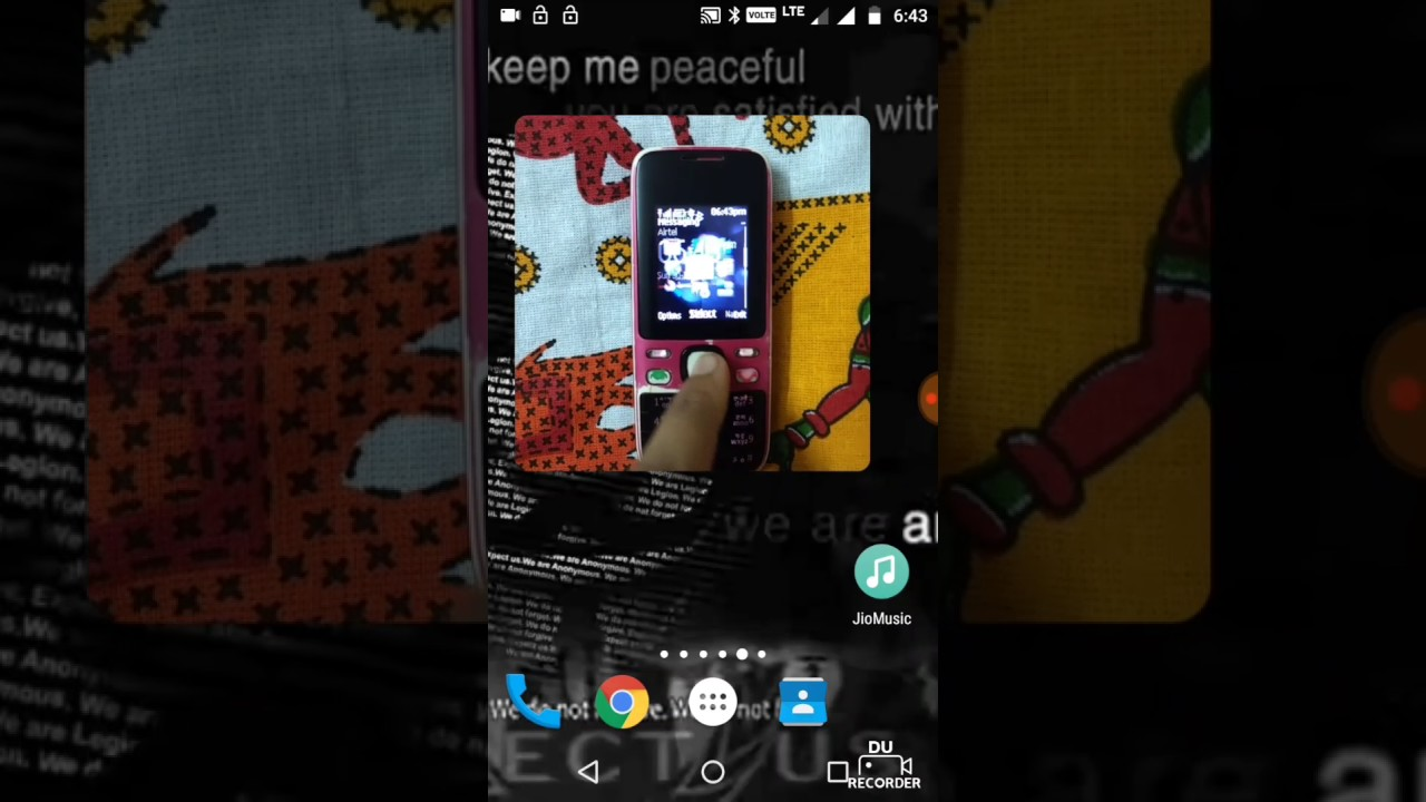 How to share internet over bluetooth from android to old NOKIA (java phone)