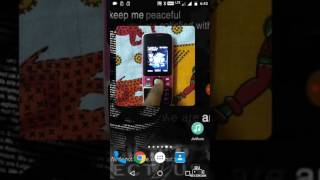 How to share internet over bluetooth from android to old NOKIA (java phone).