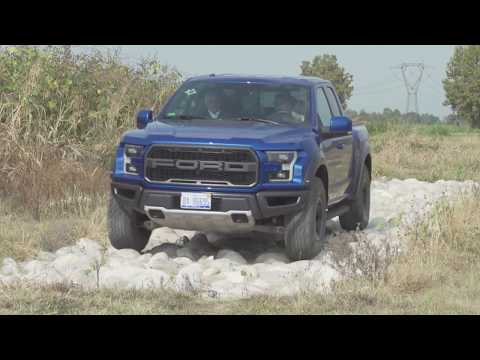 2018 Ford F-150 Raptor Driving Video