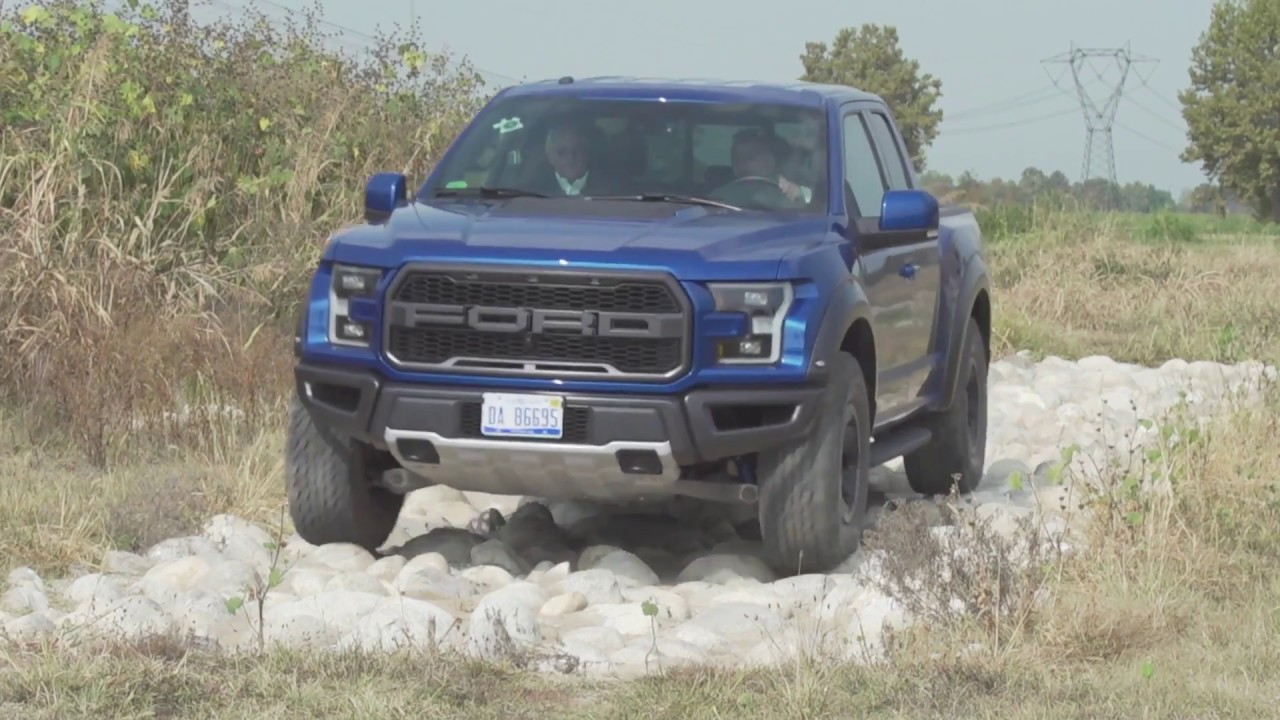 ford   raptor driving video youtube