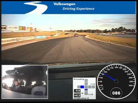 2015 VW 賽道駕駛 西澳 珀斯