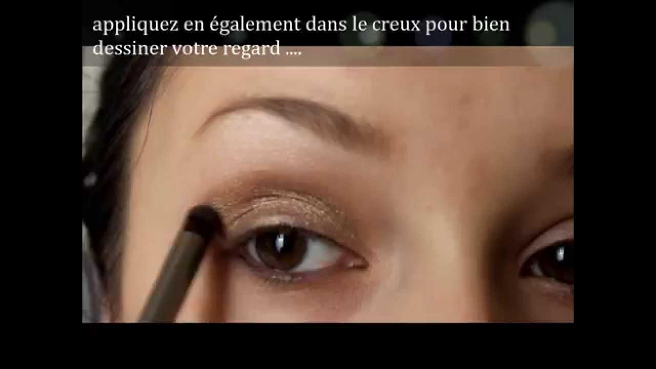 tutoriel maquillage pour un mariage avec la naked 2 - Tuto Maquillage Mariage