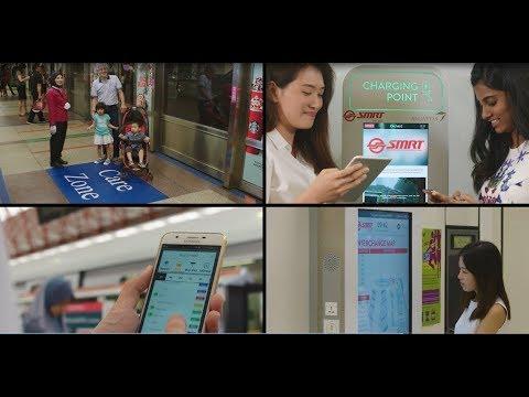SMRT Corporate Video 2017 (Full)