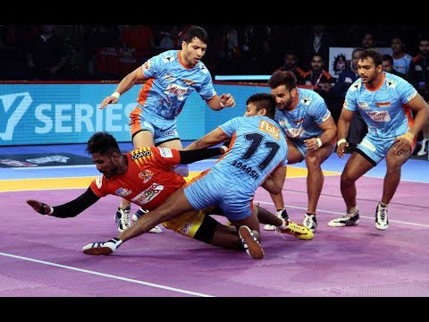 Pro Kabaddi Highlights: Bengal Warriors vs Gujarat Fortune Giants