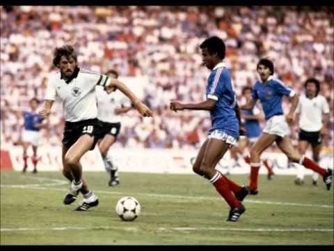 Jalkapallon MM-kisat 1982: SF Ranska-Saksa (radioselostus)