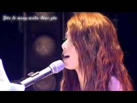 [Live Vietsub] LOVE (John Lennon) - Hebe Tian @ To My Love Concert