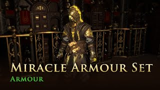 Path of Exile: Miracle Armour Set