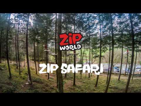 Zip Safari | Zip World | North Wales