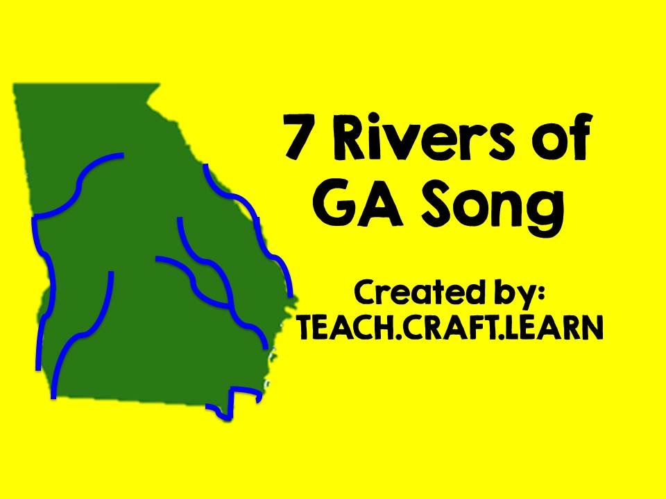 7 Rivers of GA Song - YouTube