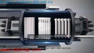видео радиатор чугунный konner модерн 500 отзывы