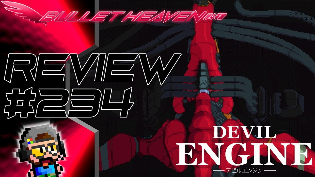 Devil Engine REVIEW (SWITCH) - Bullet Heaven #234