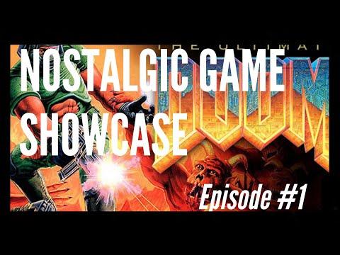 #1 | Nostalgic Game Showcase | ULTIMATE DOOM BLIND PLAYTHROUGH | MasterCheeze | |