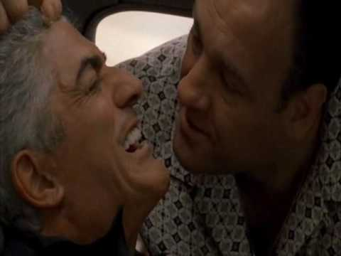 Tony Soprano  Chasing Down Phil Leotardo