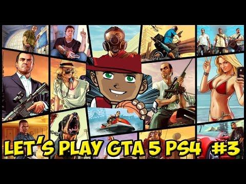 GTA V - Let's Play - Épisode 3 : Amanda et le Prof de Tennis ! PS4 FR