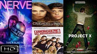 top 5 películas que tienes que ver si eres un adolescente#1+(TRAILERS+LINKS)