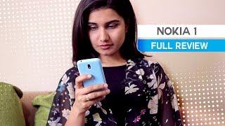 Nokia 1 Full Review: Best entry level smartphone?