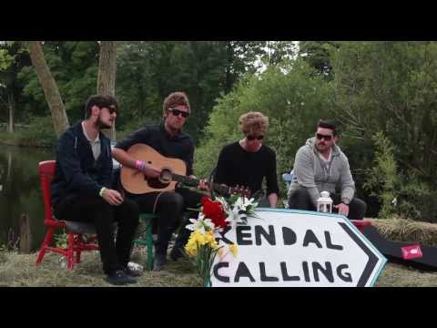 Kodaline // High Hopes // Lakeside Session at Kendal Calling 2013