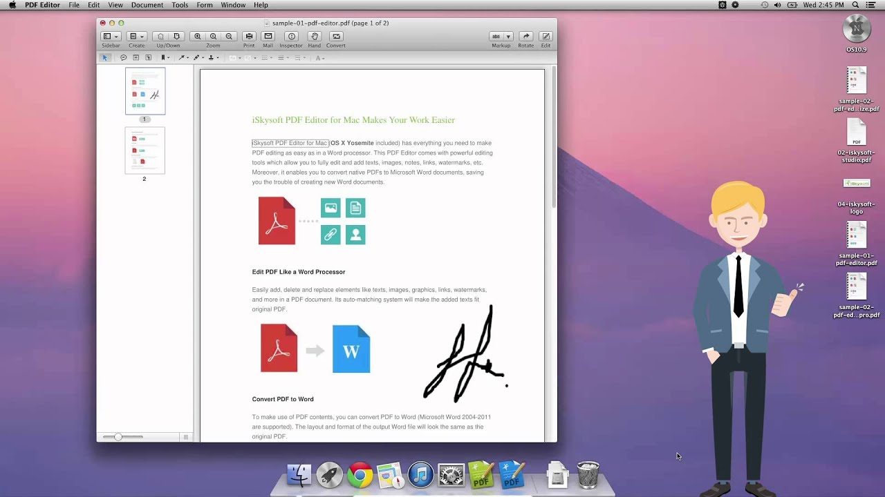 How To Sign A Pdf With Esignature