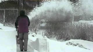 Sněhová fréza WOLF-Garten SF 61 E