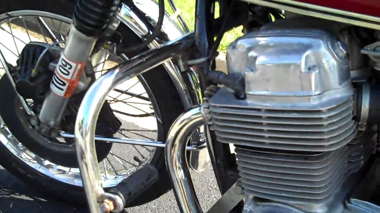 1976 Honda CB750 FOUR for Sale - YouTube