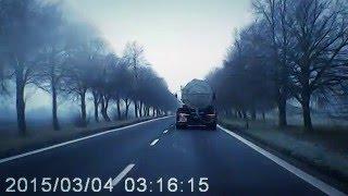 Autonehoda Vinoř-Kbely