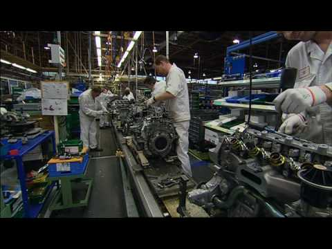 Honda Manufacturing In Swindon Part 1