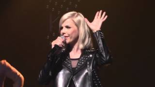 C.C. Catch - l Can Lose My Heart Tonight [Chicago 10/17/2015]