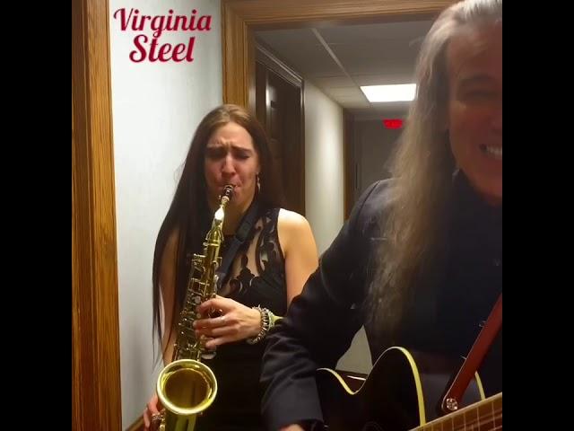 Mess Around - Virginia Steel Cover
