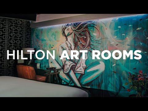 Hilton Art Rooms (2016)