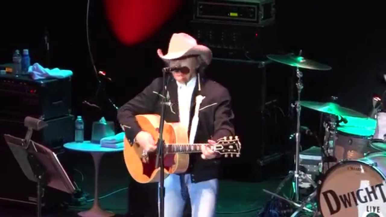 dwight yoakam guitars cadillacs fast as you lincoln theatre. Cars Review. Best American Auto & Cars Review