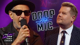 Drop the Mic w/ Jeff Goldblum