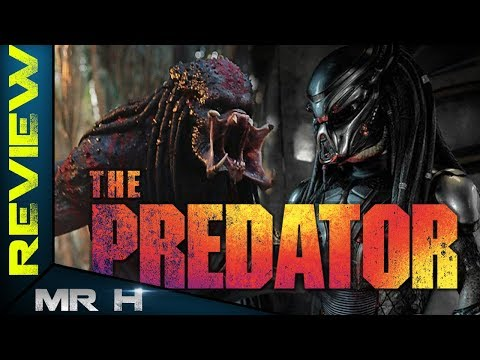 The Predator 2018 MOVIE REVIEW