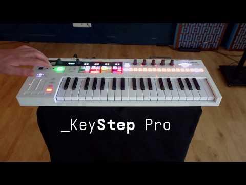 Arturia Performance | KeyStep Pro
