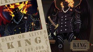 [All-Star] KING HỎA HOẠN: Quá khứ - Sức mạnh - Mức tiền Truy nã ??? [Giả thuyết One Piece]