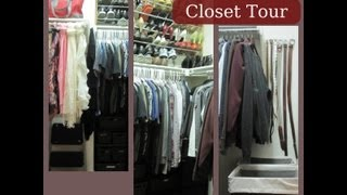 Project Organize: Master Bedroom Closet