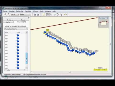 From GPX to DWG via picture file (1)
