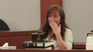 MMA Fighter On Trial For Sexually Assaulting Ex-Girlfriend. Watch Her Mom Take The Stand.