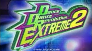 """""""Dance Master Mode: Section D"""" DDR Extreme 2 Gameplay"""