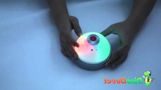 Kimura®  Colorful Electronic Magic Projection Alarm Clock A1070000QO