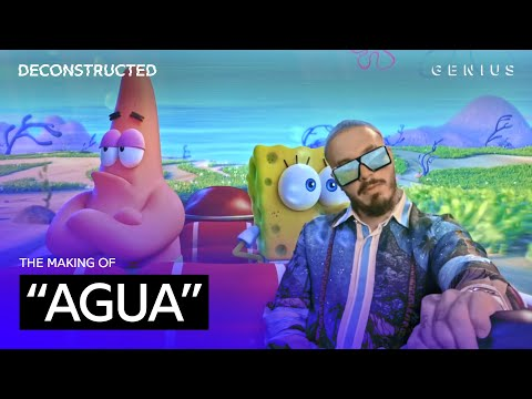 """The Making Of J Balvin & Tainy's """"Agua"""" 