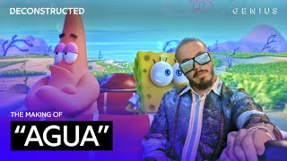 The Making Of J Balvin & Tainy's Agua | Deconstructed