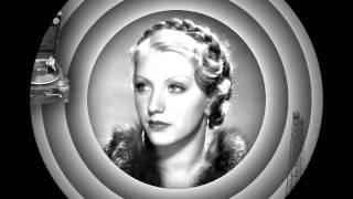 """Lidia Wysocka """"Mnie wystarczy słówko"""" z filmu """"Kochaj tylko mnie"""" 1935"""