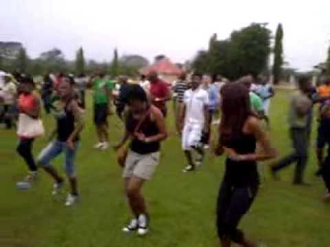 A2W Nigeria Leadership Retreat 2012 in Ada, Osun State   Early Morning Work Out