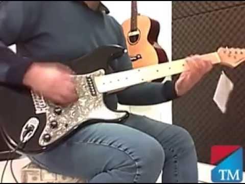 Guitarra Vogga Custom - Exclusividade Território da Música