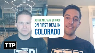Wholesale Real Estate - Active Military $69,000 on first Deal in Colorad